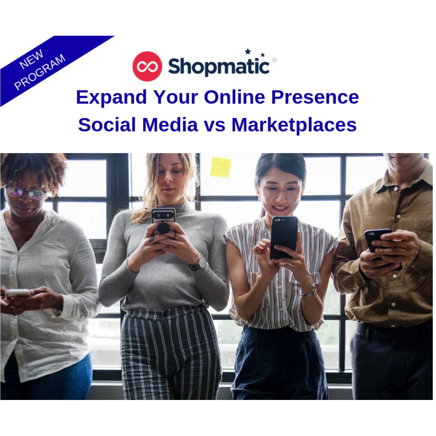 Expand Your Online Presence : Social Media vs Marketplaces