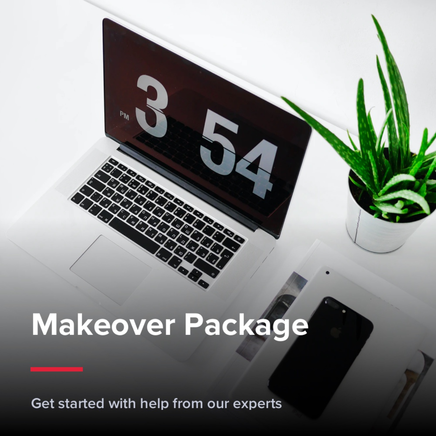 Makeover Package