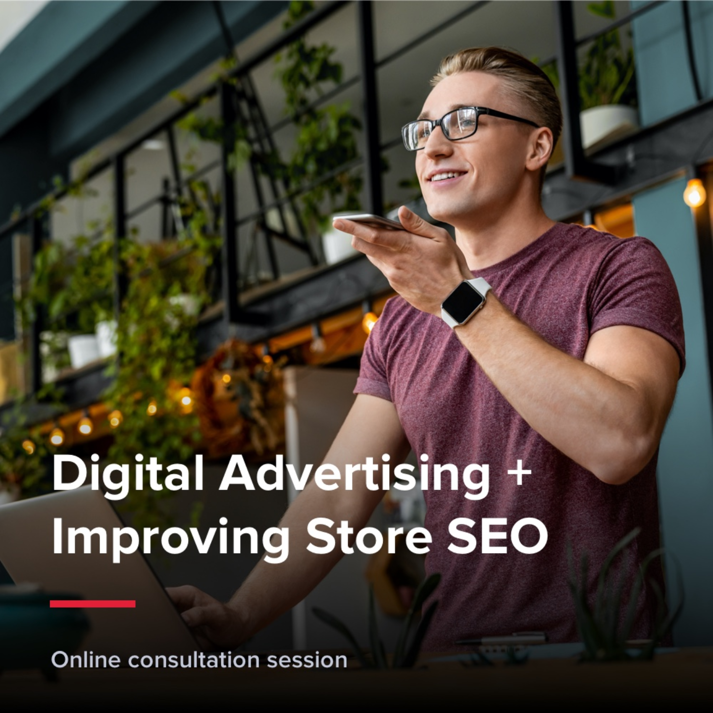 Bundle Package 3 -  Digital Advertising + Improving Store SEO