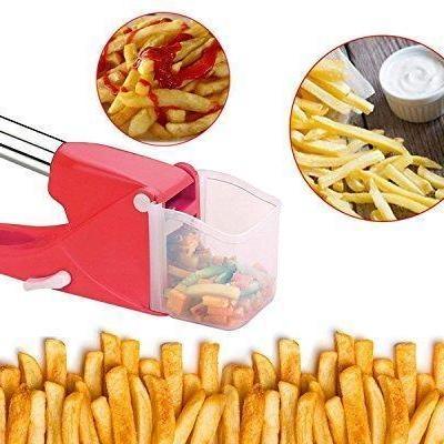 french fries chipser potato chipser
