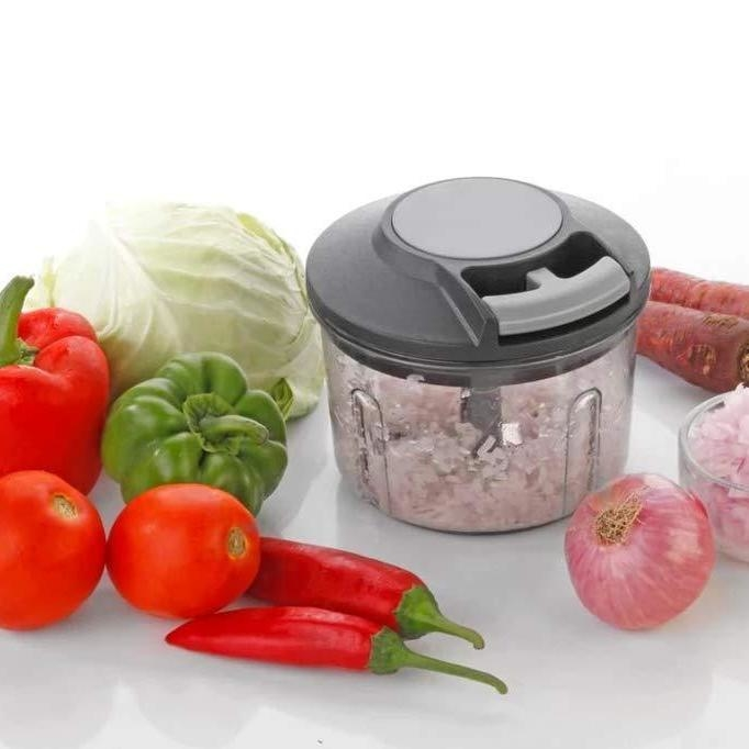 Manual Food Chopper Food Processor