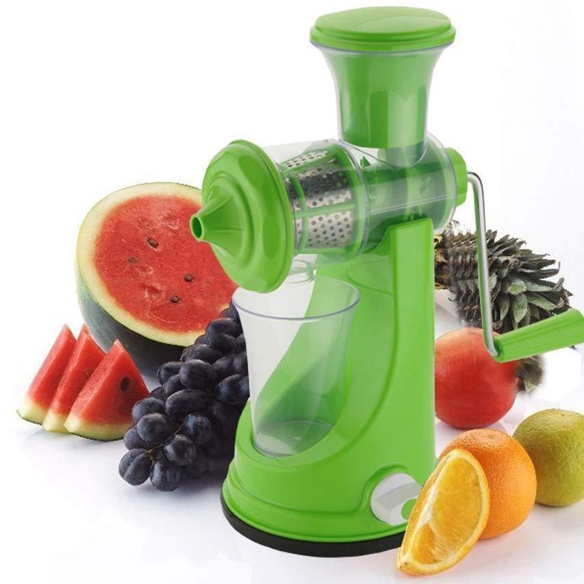 Royal Juicer Manual Juicer for Fruits  (Multi Color)
