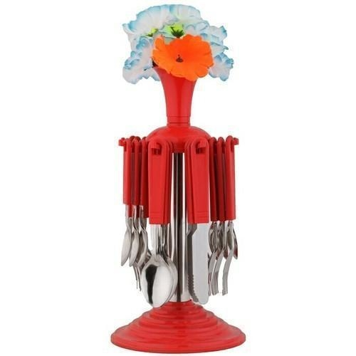 New Stylish Stainless Steel Cutlery Set 24 pcs