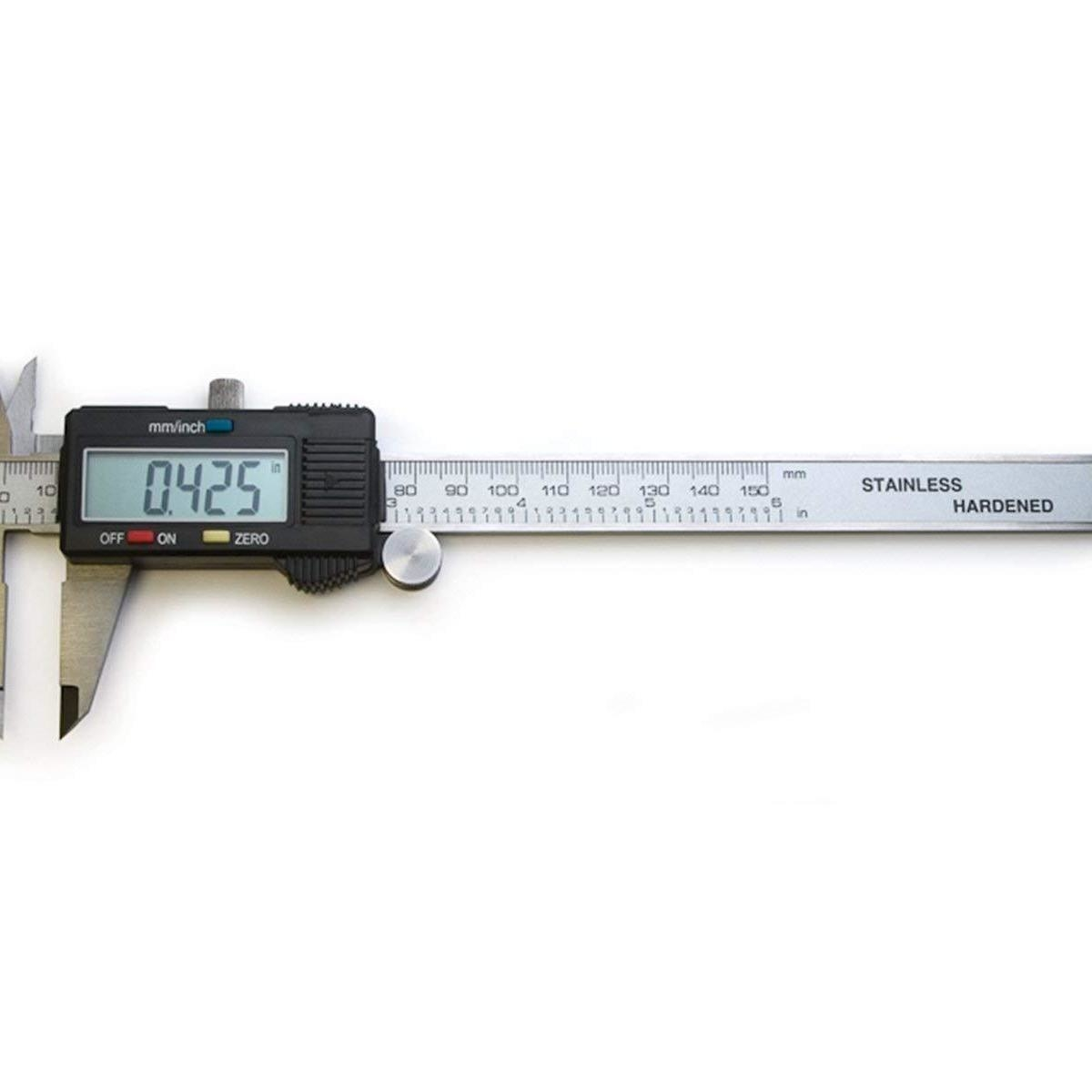 LCD Screen Digital Caliper 6 inch