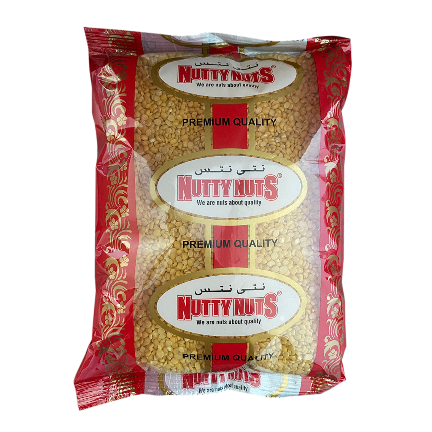 NUTTY NUTS  PREMIUM QUALITY YELLOW MOONG DAL 1KG