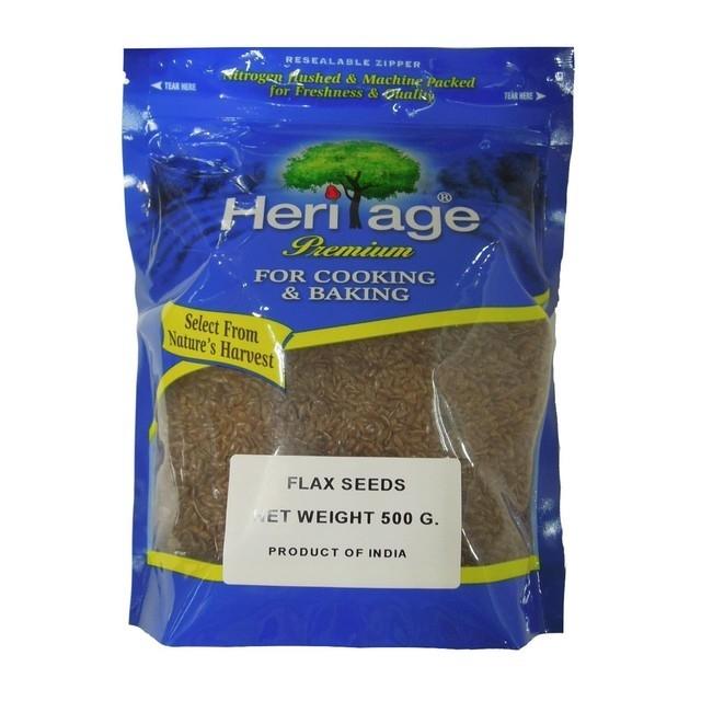 Heritage Flax Seeds