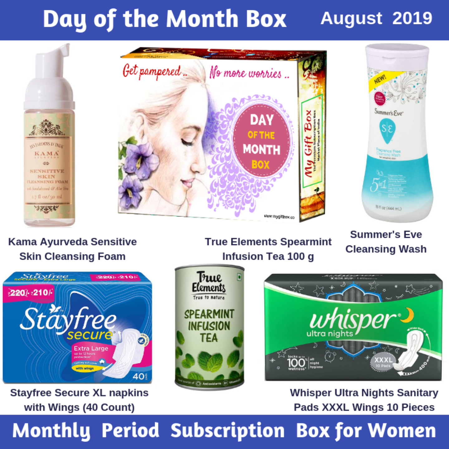 Day of the Month Box