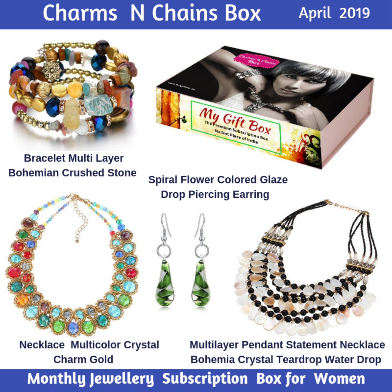 Charms N Chains Box