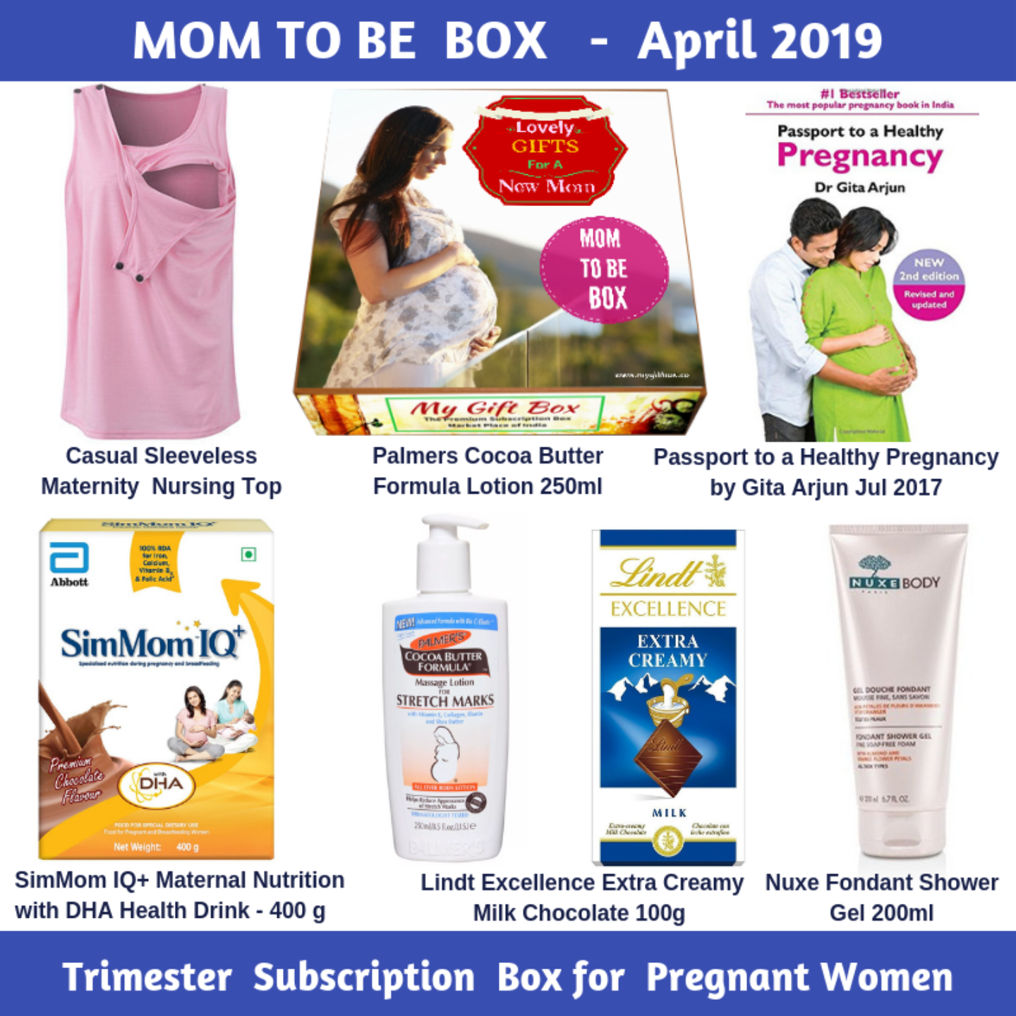 Mom To Be Box