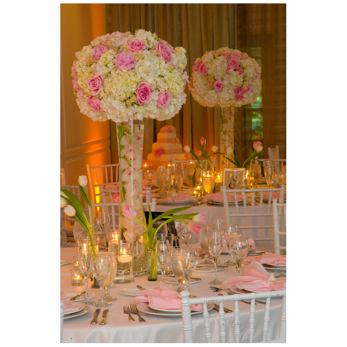 Wedding Package 'Prosperity' (15 tables)