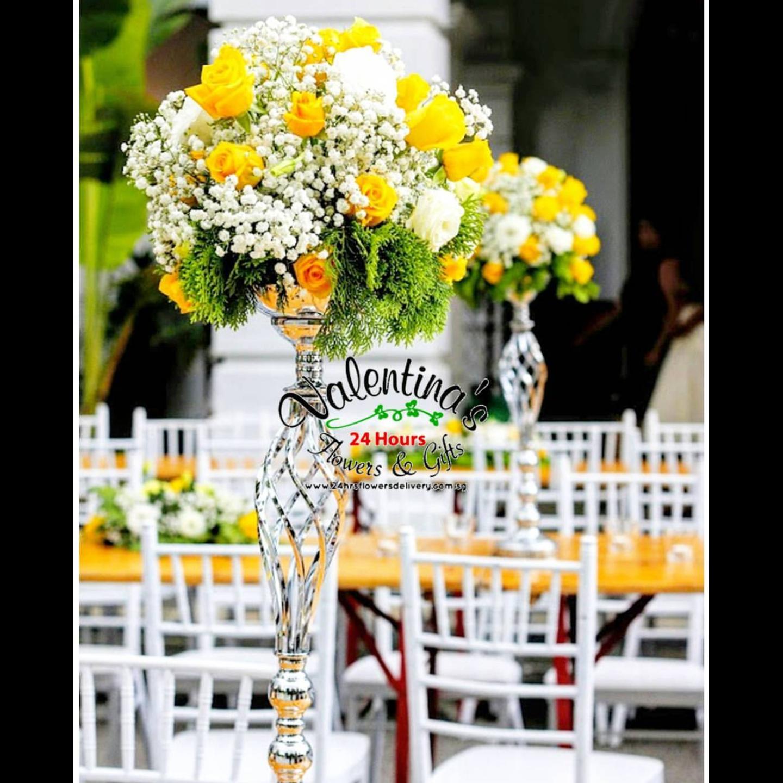 Wedding Package 'Grandeur' (20 tables)