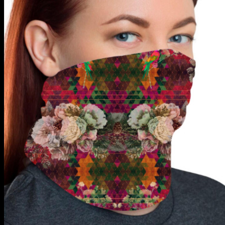 Royal Grace Unisex Bandana Mask