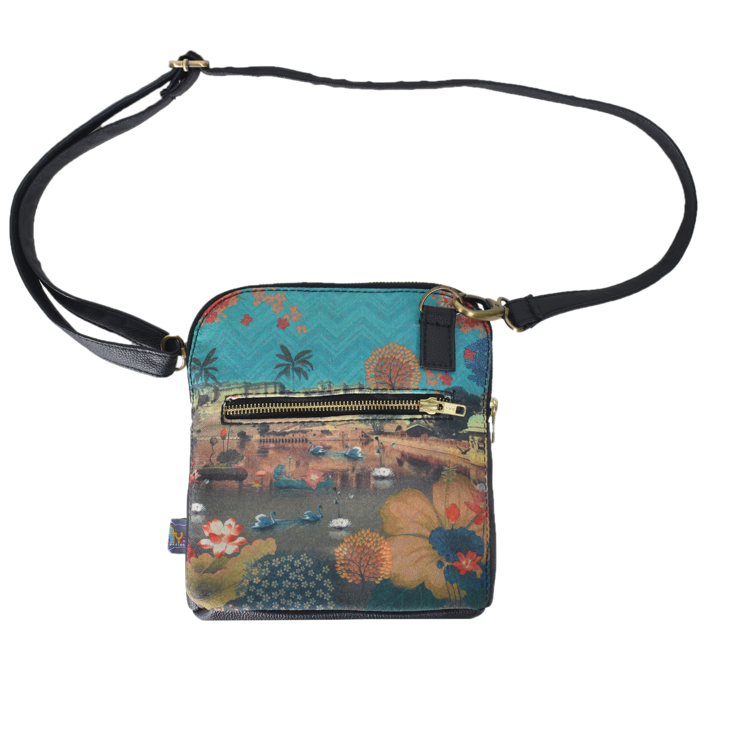 Beautiful Lakeside Crossbody Bag For Women And Girls