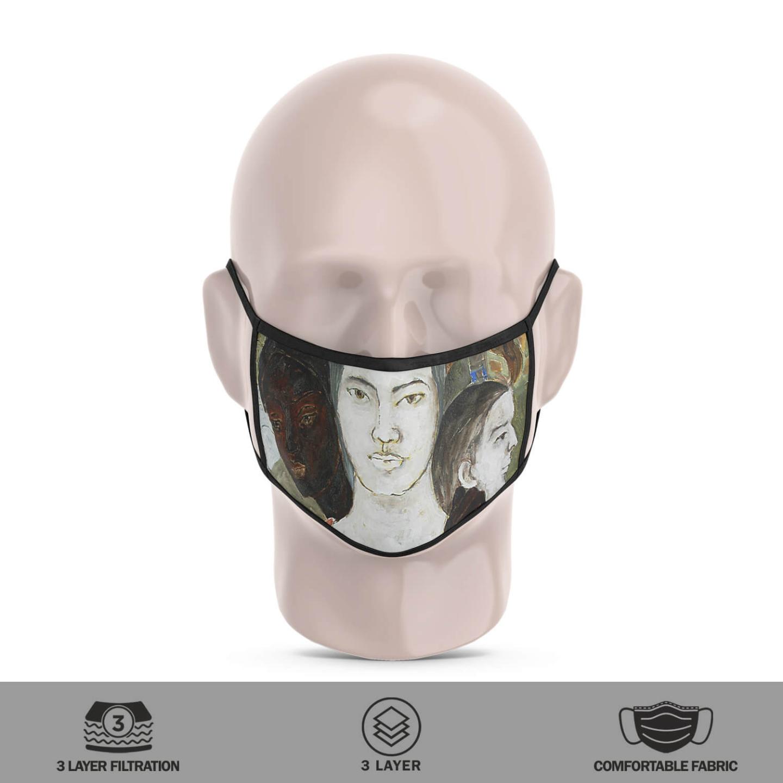 As I See It Reusable Face Mask - Priyanka Waghela