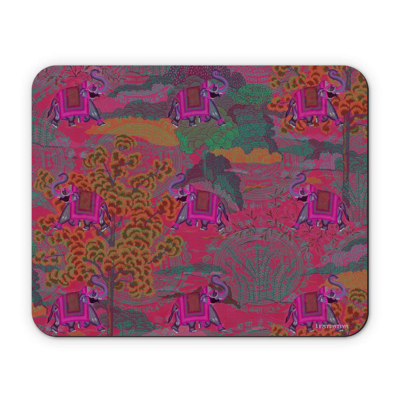 Shekhawati Ele/Hathi Mouse Pad