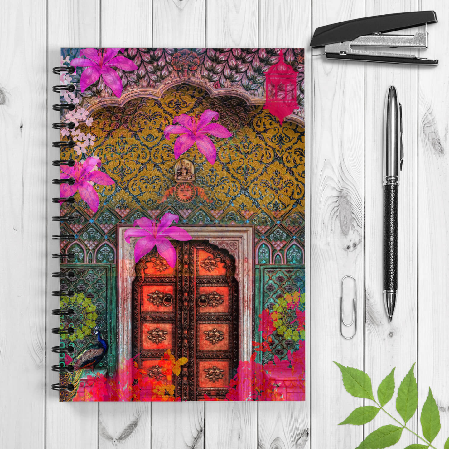 Royal Grace Spiral NotebookNotepad