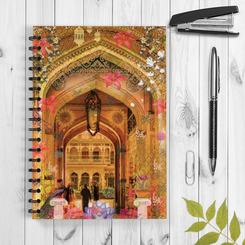 City Palace Gateway A5 Wiro Notebook