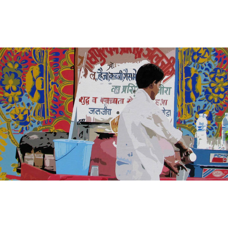 Jaljeera Seller Reusable Face Mask Sohan Jakhar