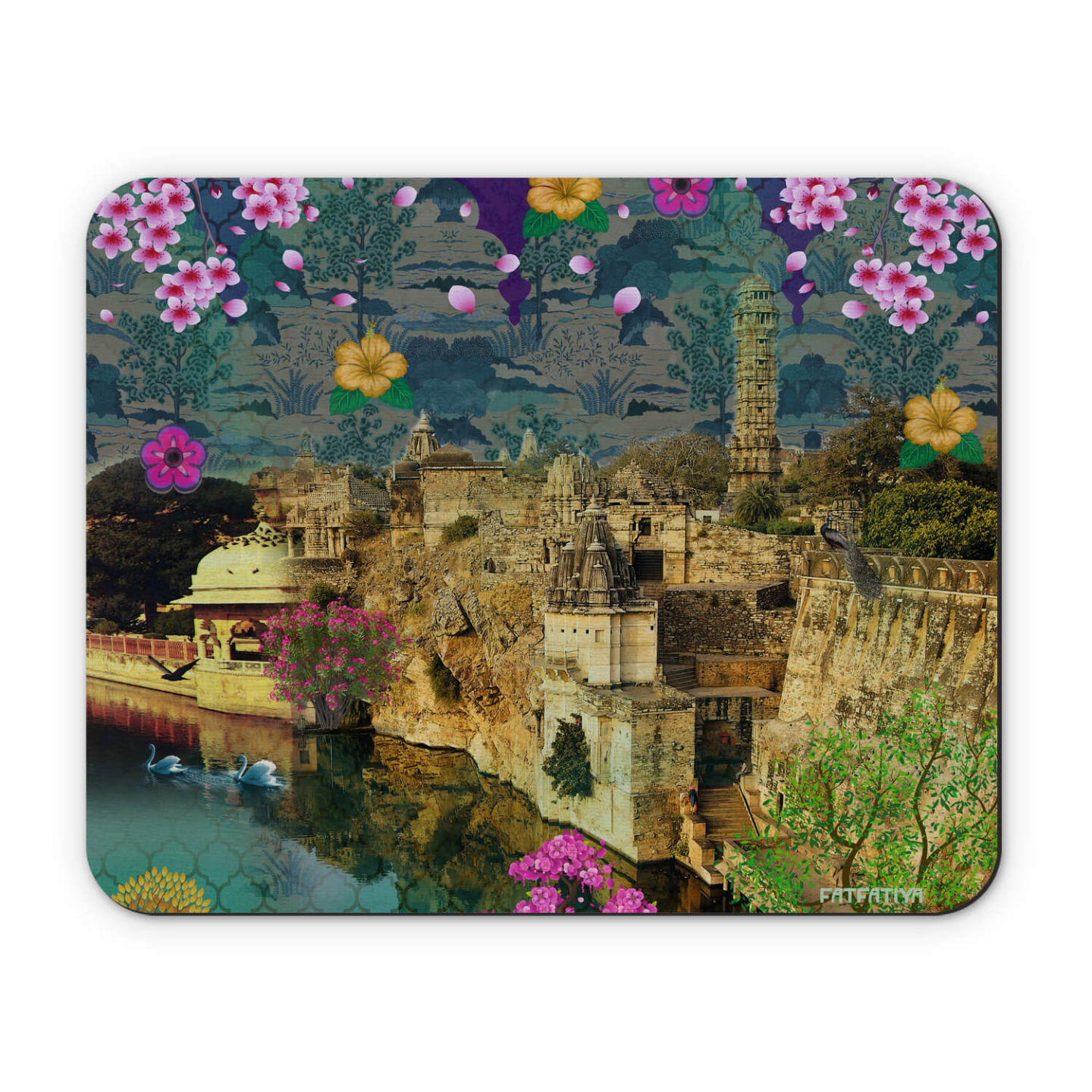 Heritage Fort Mouse Pad