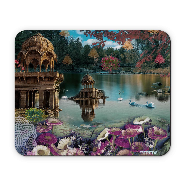 Gadisar Lake Mouse Pad