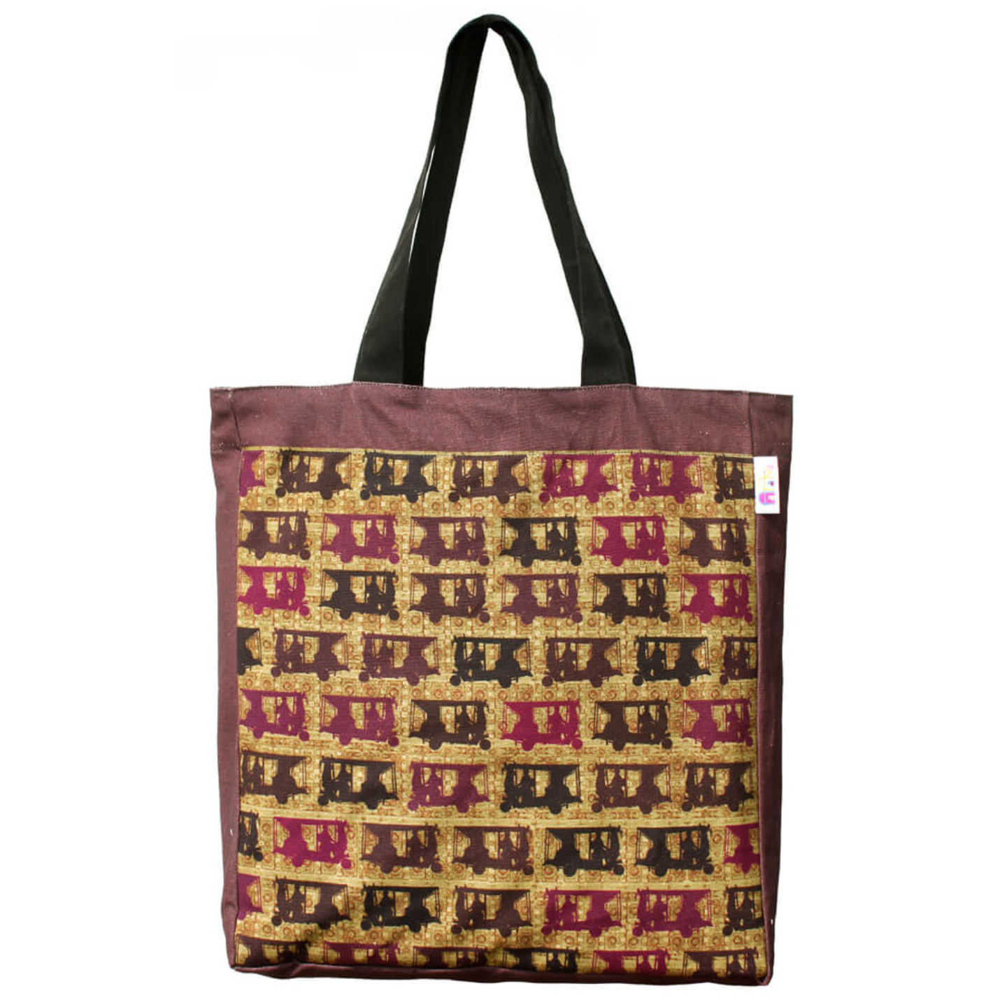 Classic Taxis Jhola BagShopping Bag