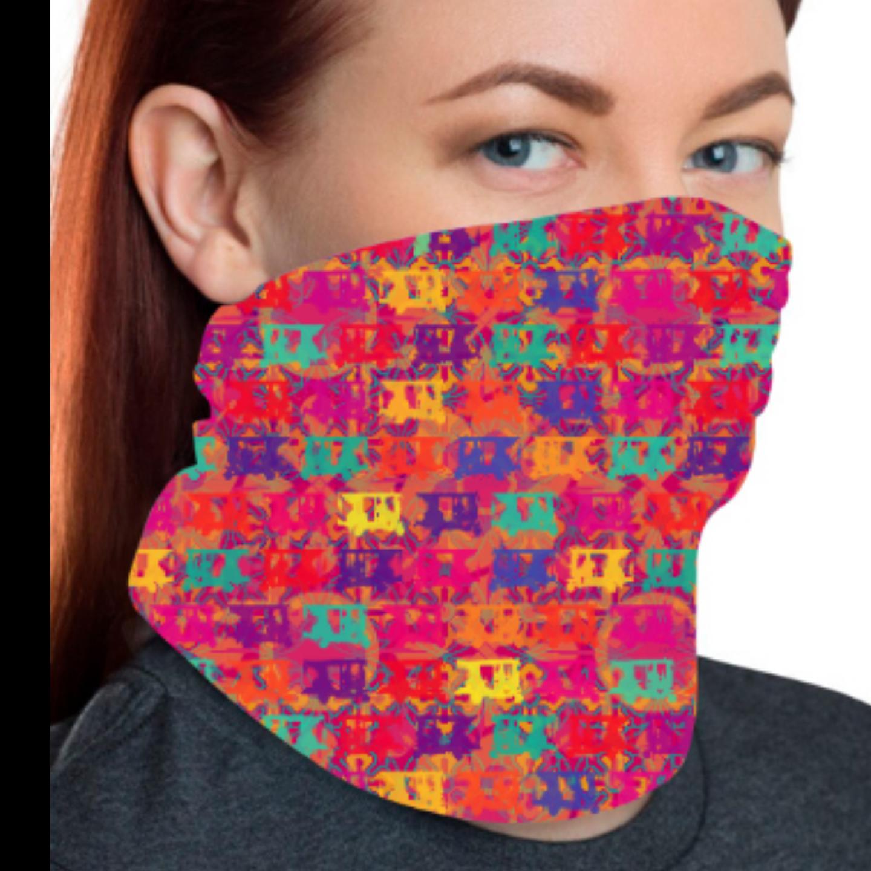 Pop Taxis Unisex Bandana Mask