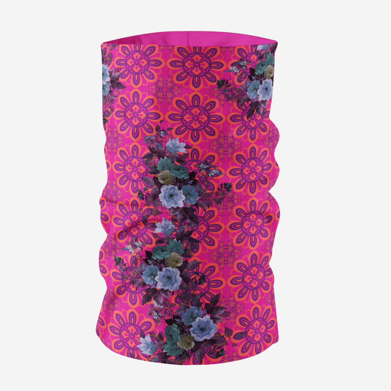 Multicoloured Stylish Unisex Bandana Mask