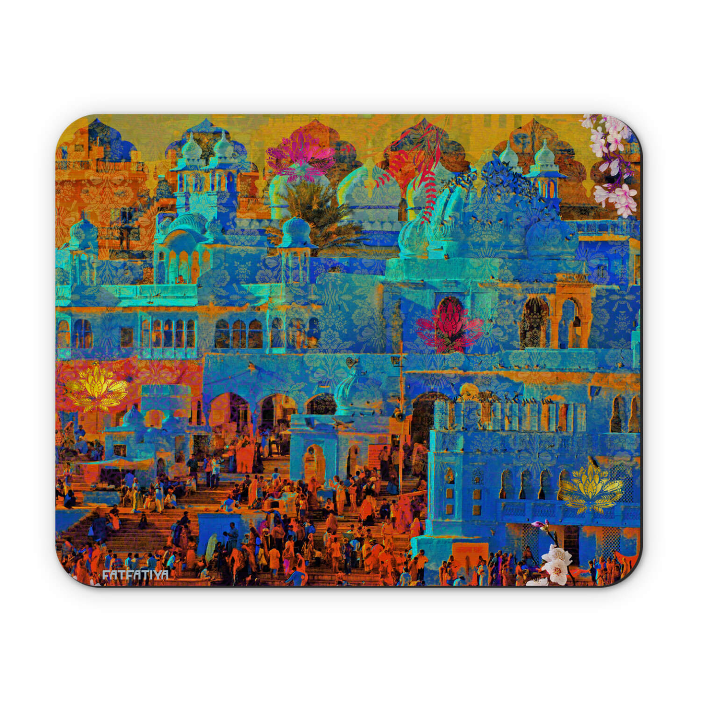Indian Heritage Mouse Pad