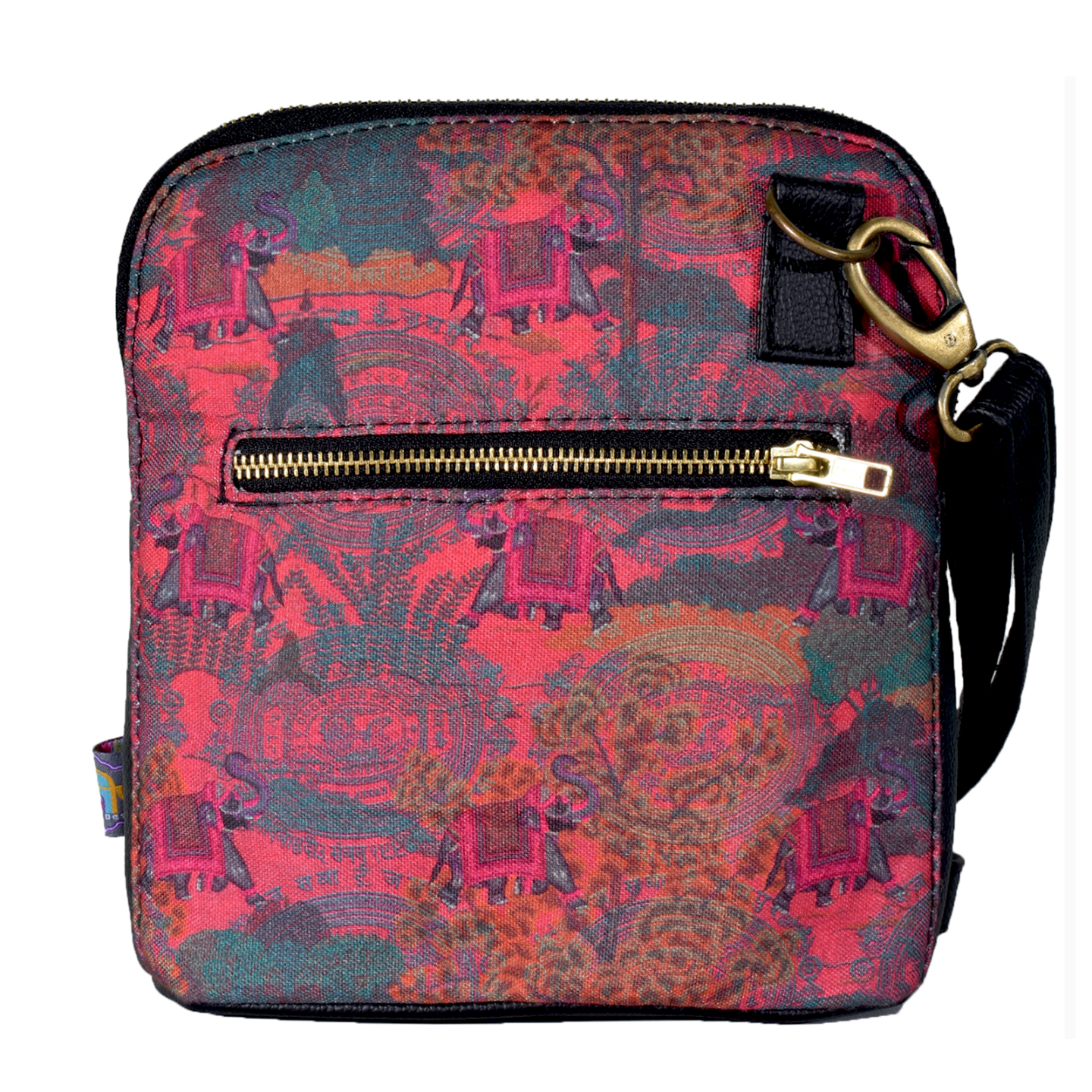 Rajasthani Haathi Crossbody Bag For Women And Girls