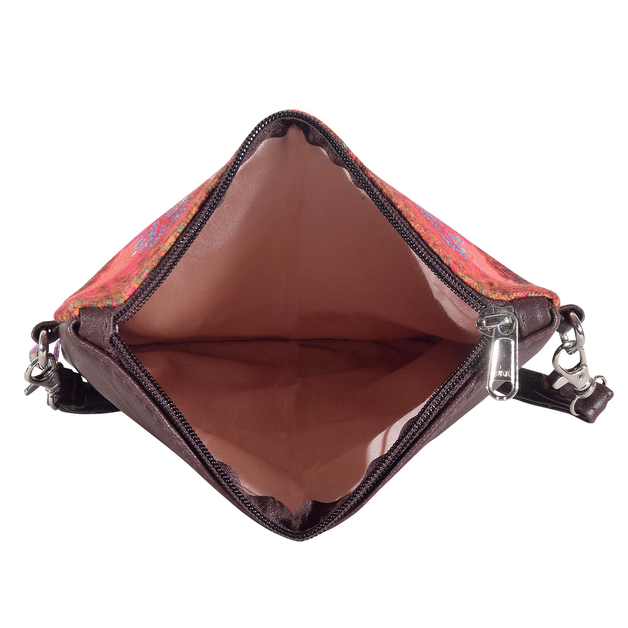 Pink Royal Door Small Sling Bag 525