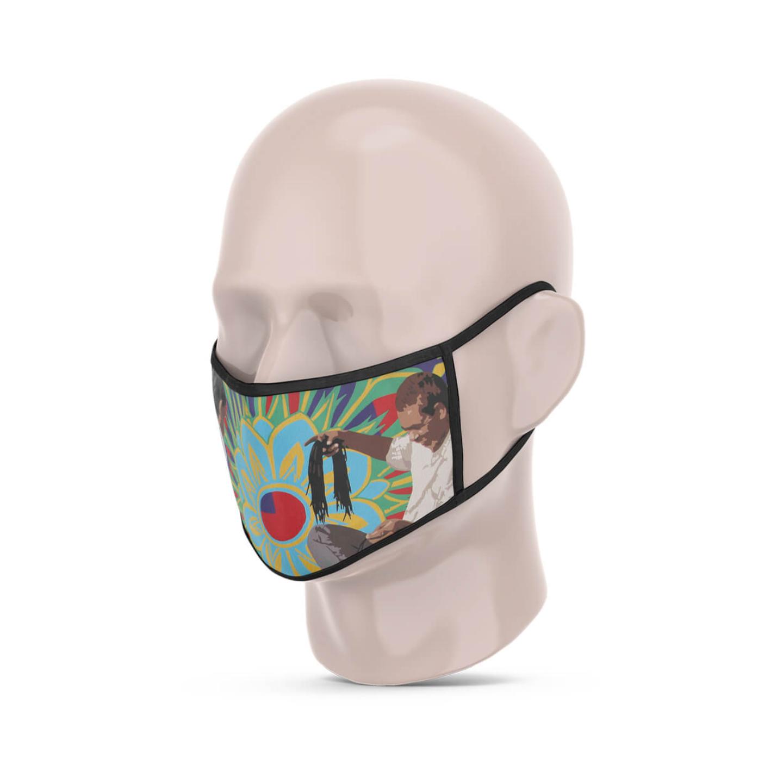 Shoe Maker 3 Layer Reusable Face Mask