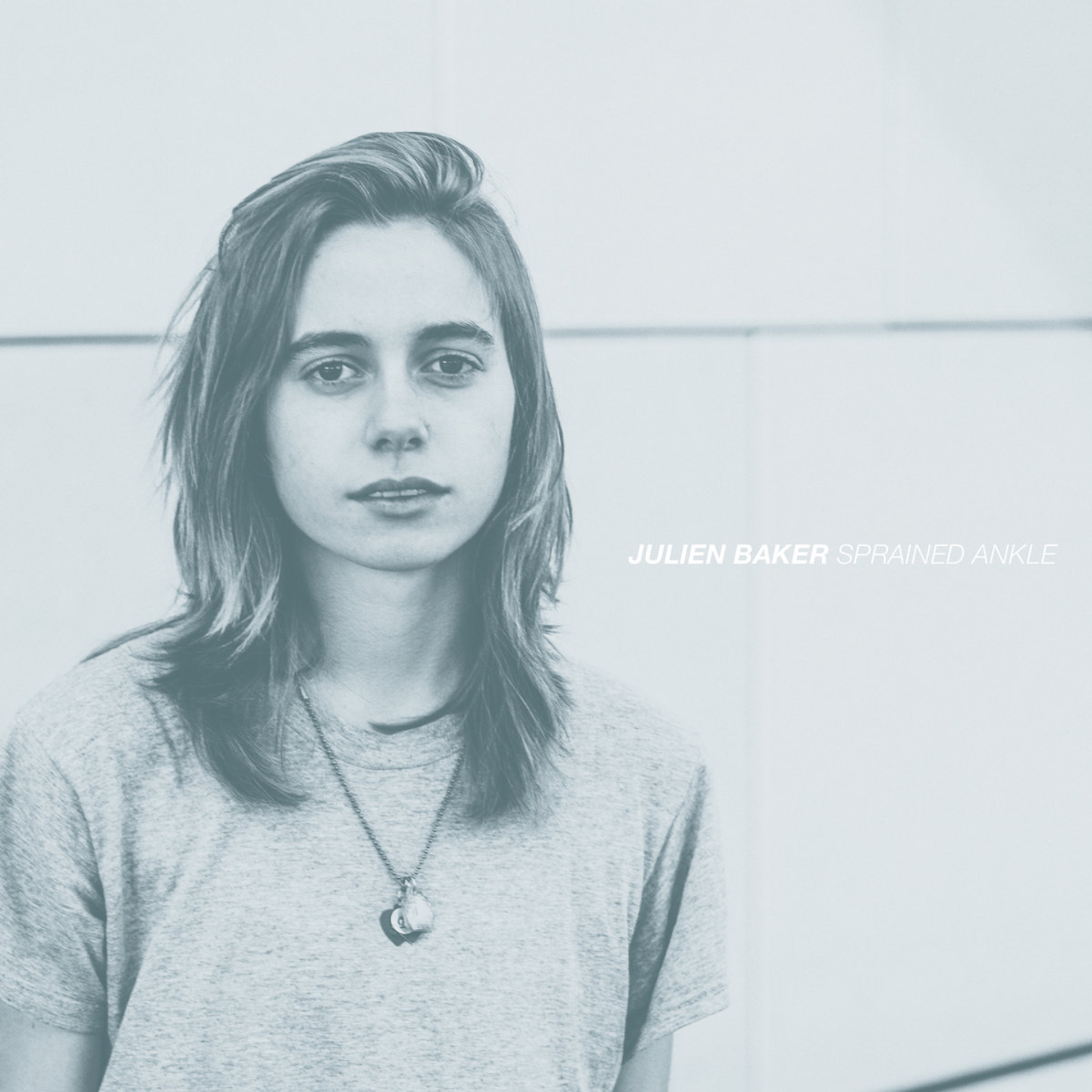 JULIEN BAKER - Sprained Ankle LP Color Vinyl