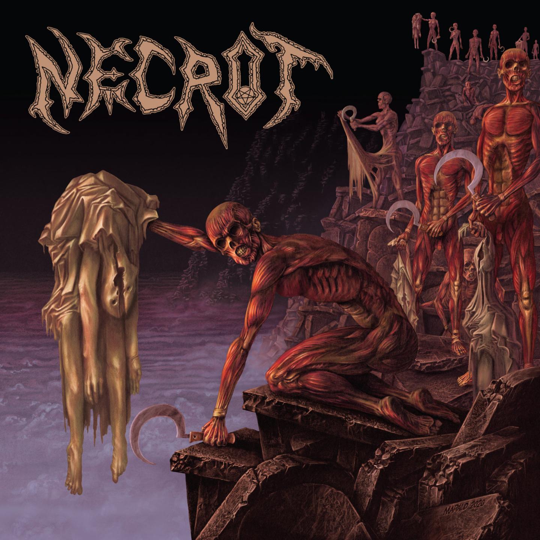 NECROT - Mortal LP (Colour vinyl)