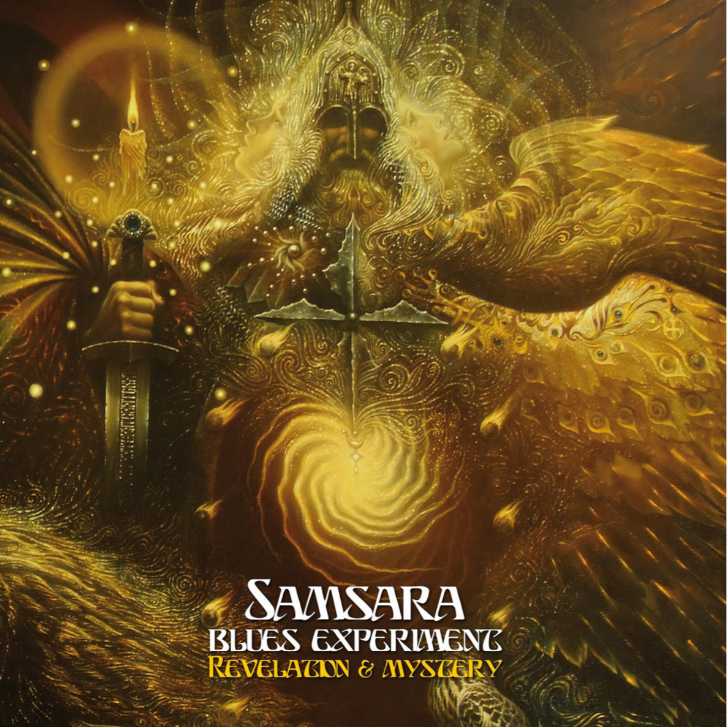 SAMSARA BLUES EXPERIMENT - Revelation & Mystery LP