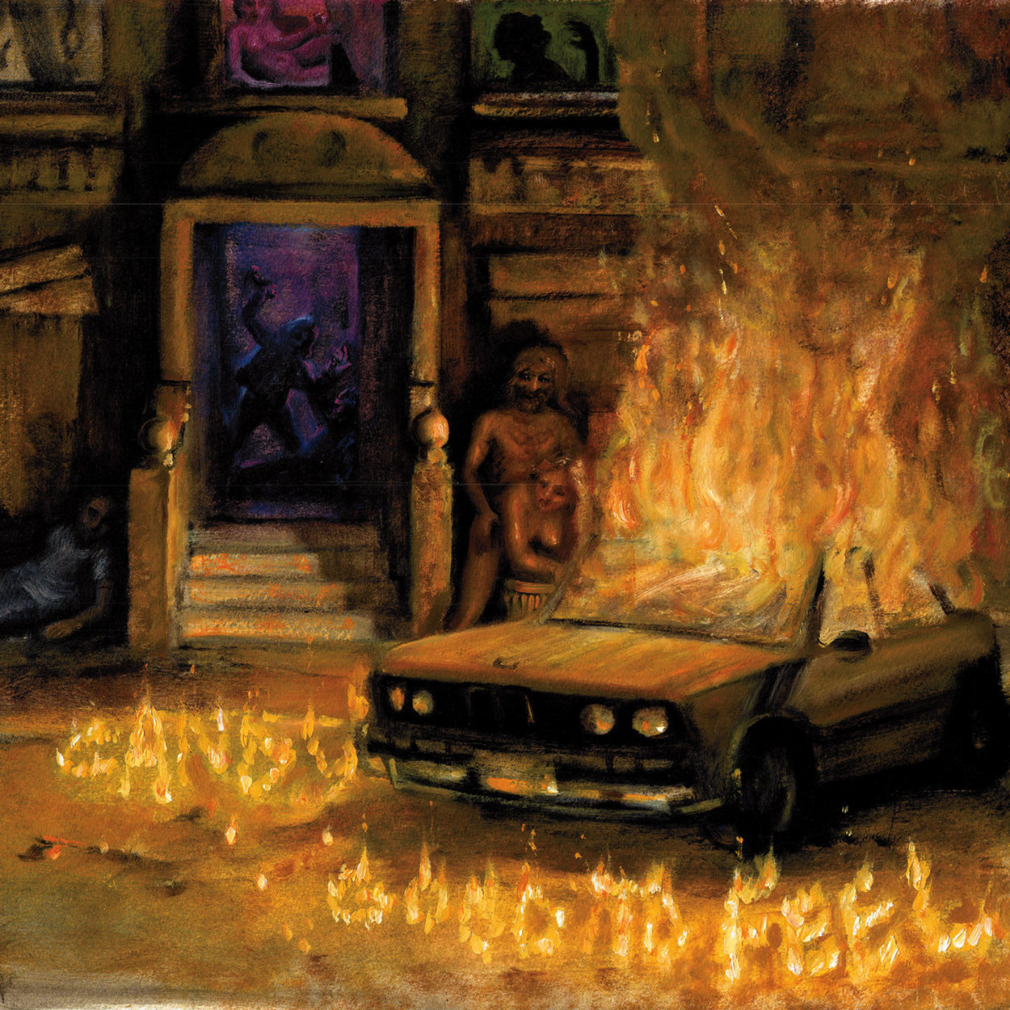 CANDY - Good To Feel LP (Coloured Vinyl)