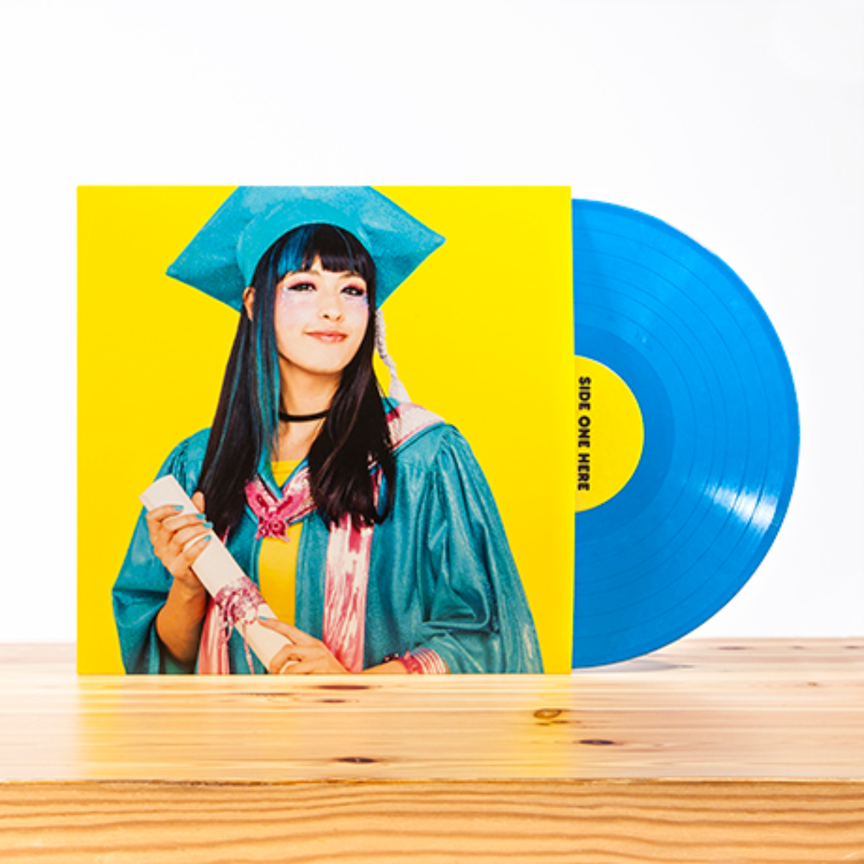 KERO KERO BONITO - Bonito Generation LP Blue Vinyl