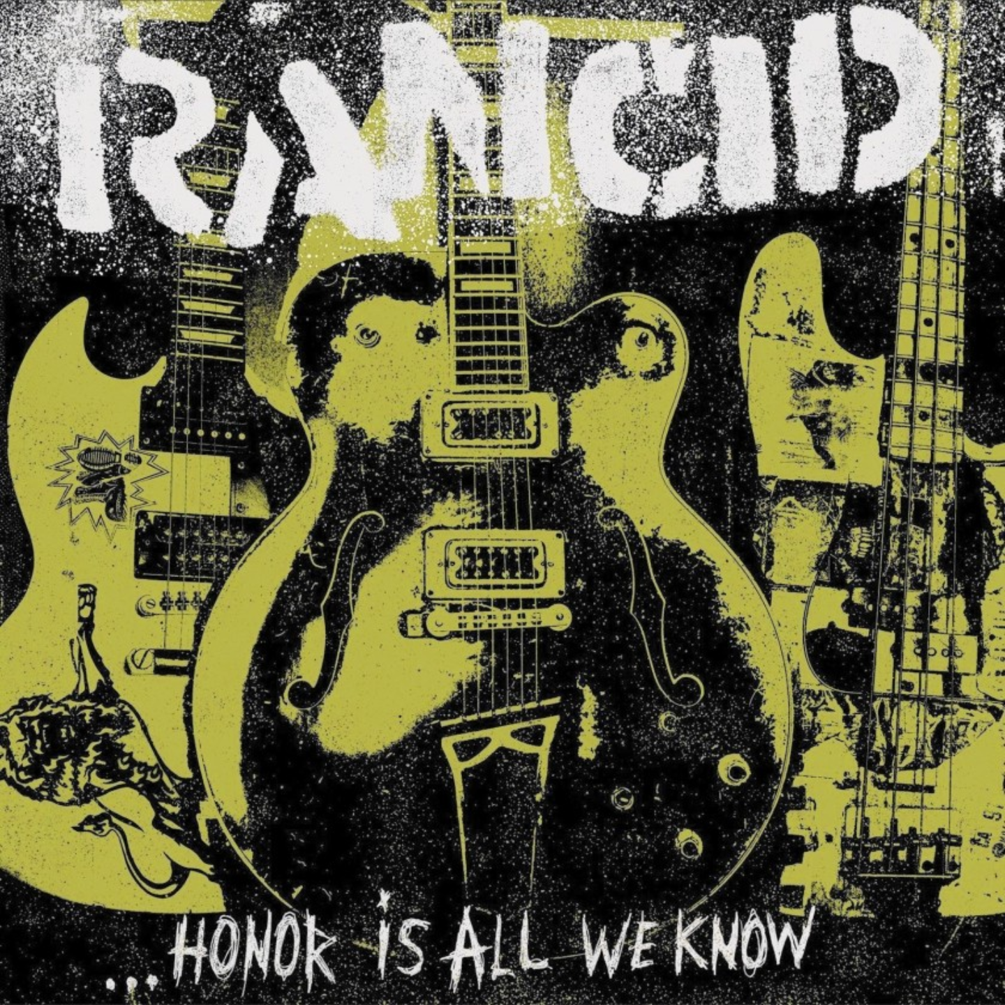 RANCID - ... Honor Is All We Know LP (Color Vinyl)