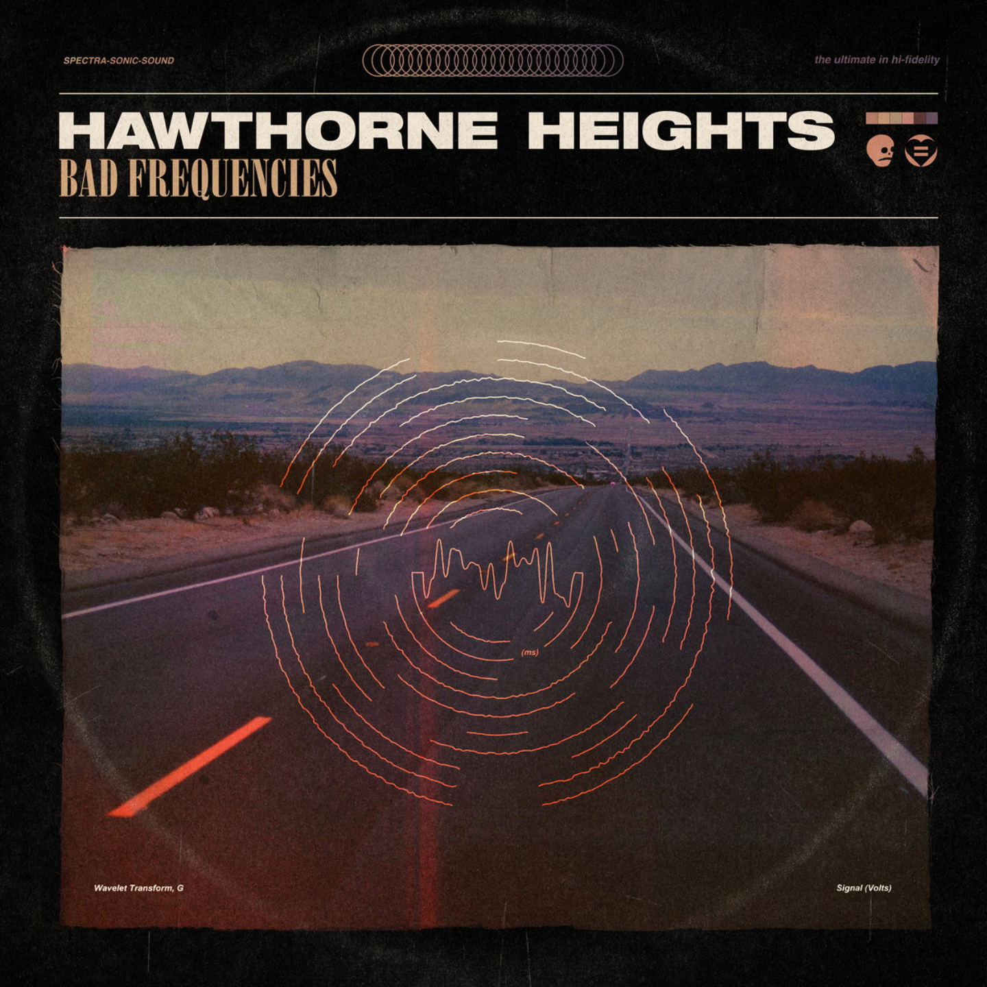 HAWTHORNE HEIGHTS - Bad Frequencies LP