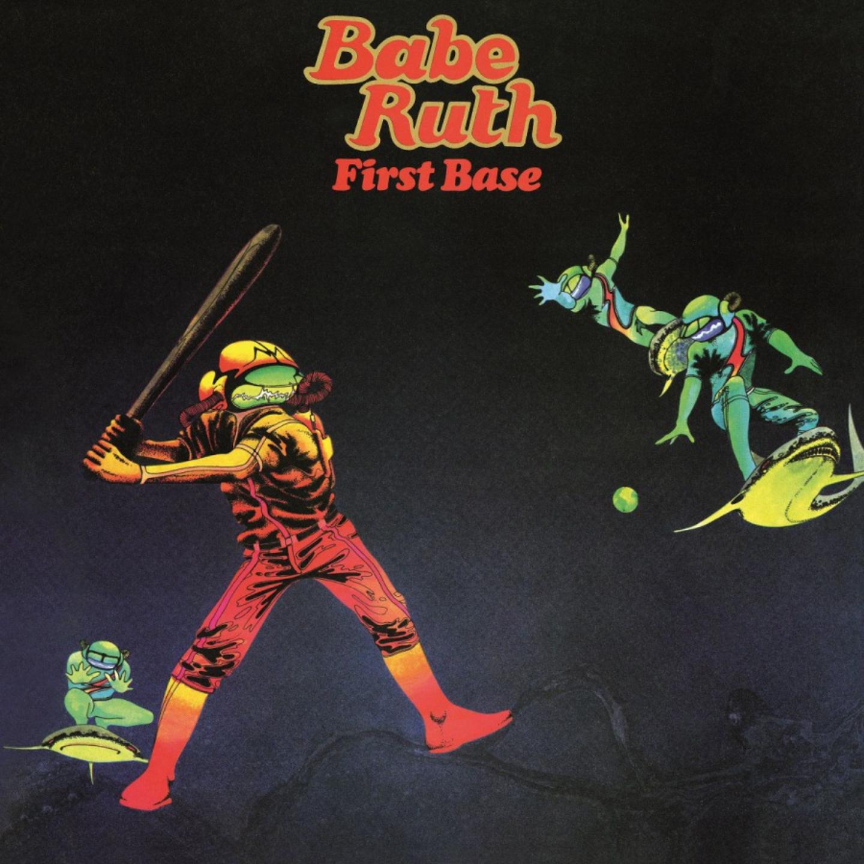 BABE RUTH - First Base LP 180grma vinyl