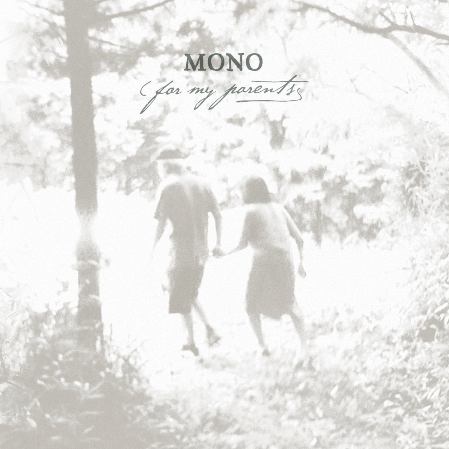 MONO - For My Parents 2xLP