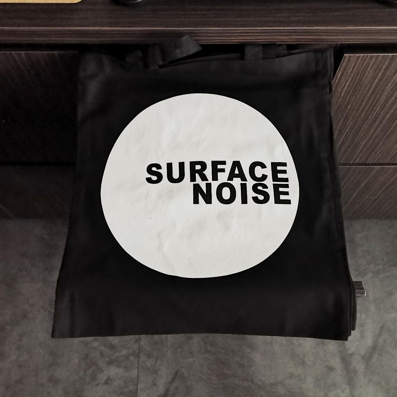 SN Logo Tote Bag Black