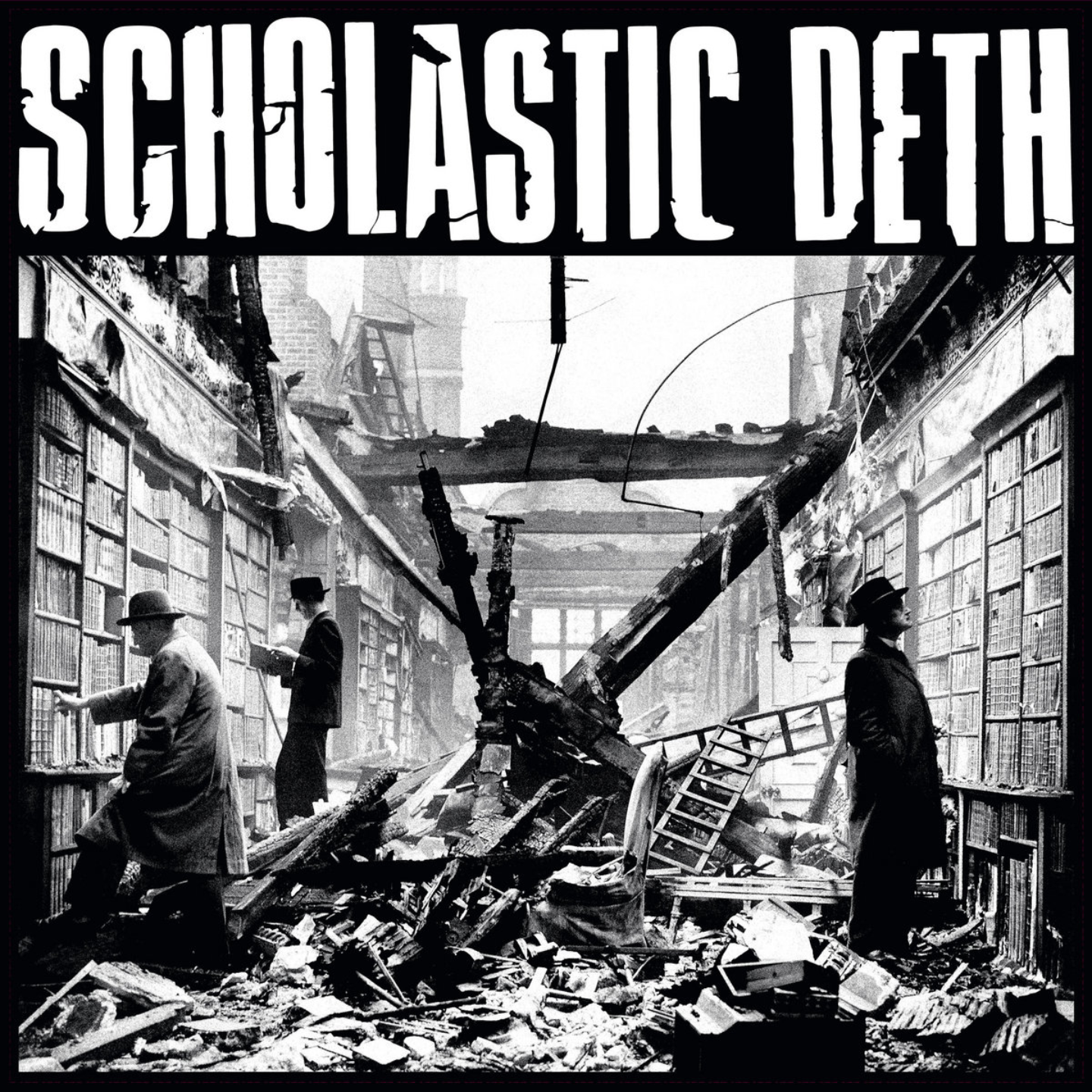 SCHOLASTIC DETH - Bookstore Core 2000-2002 LP