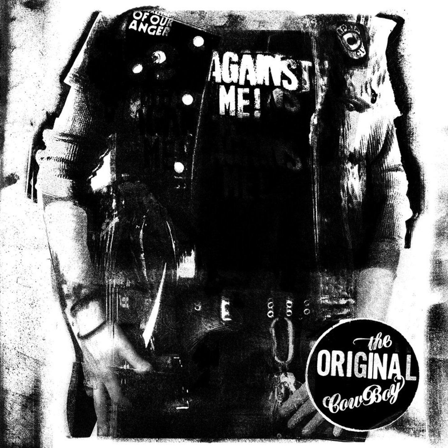 AGAINST ME - The Original Cowboy LP