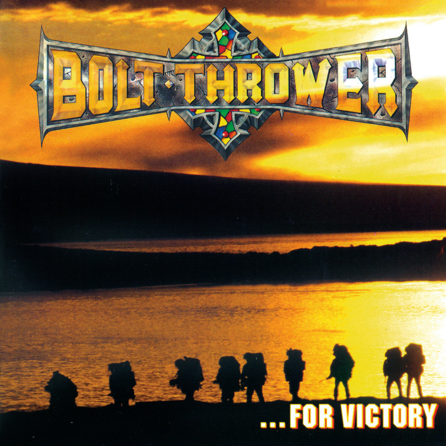 BOLT THROWER - ... For Victory LP