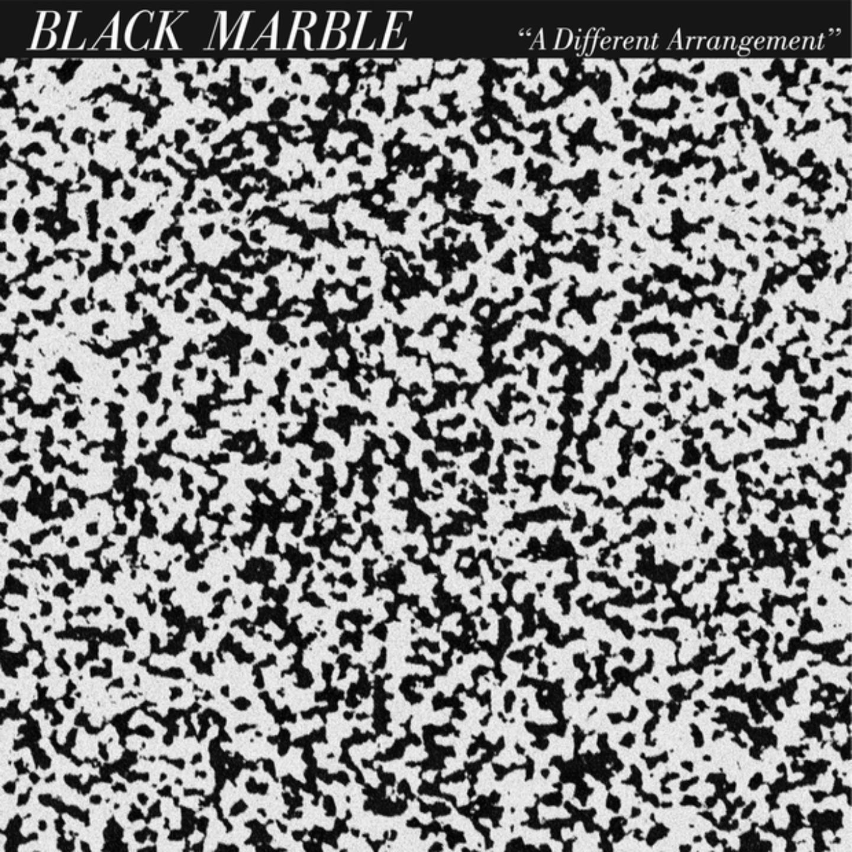 BLACK MARBLE - A Different Arrangement LP