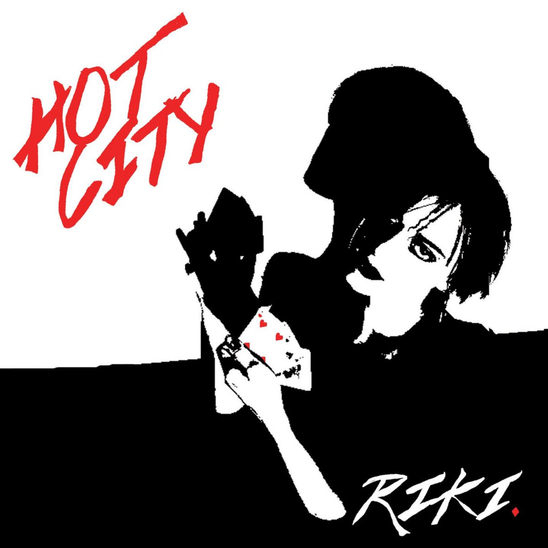RIKI - Hot City 12 Red Vinyl