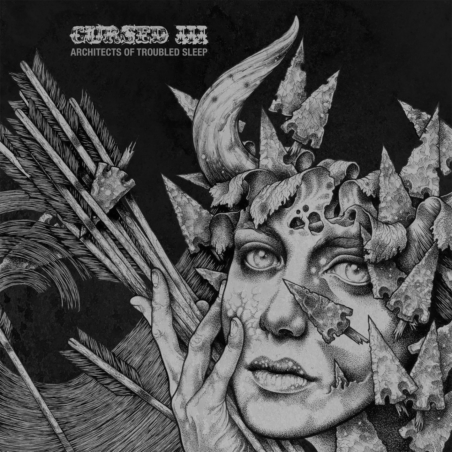 CURSED - III Architects Of Troubled Sleep LP