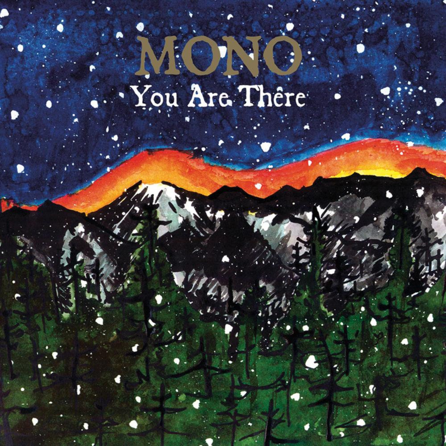 MONO - You Are There 2xLP