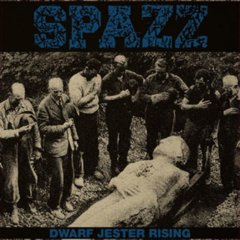 SPAZZ - Dwarf Jester Rising LP Color Vinyl
