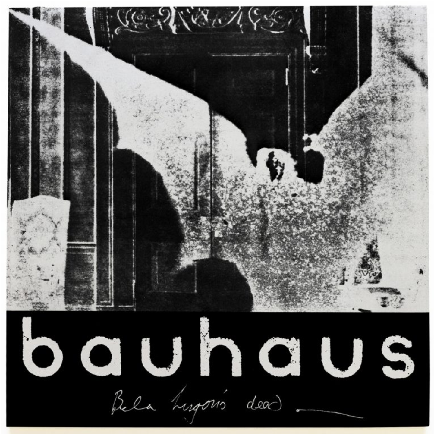 BAUHAUS - The Bela Session 12 180gram vinyl